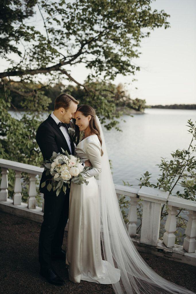 フィンランドの首相、インスタで結婚報告 16年来の交際相手と:時事ドットコム