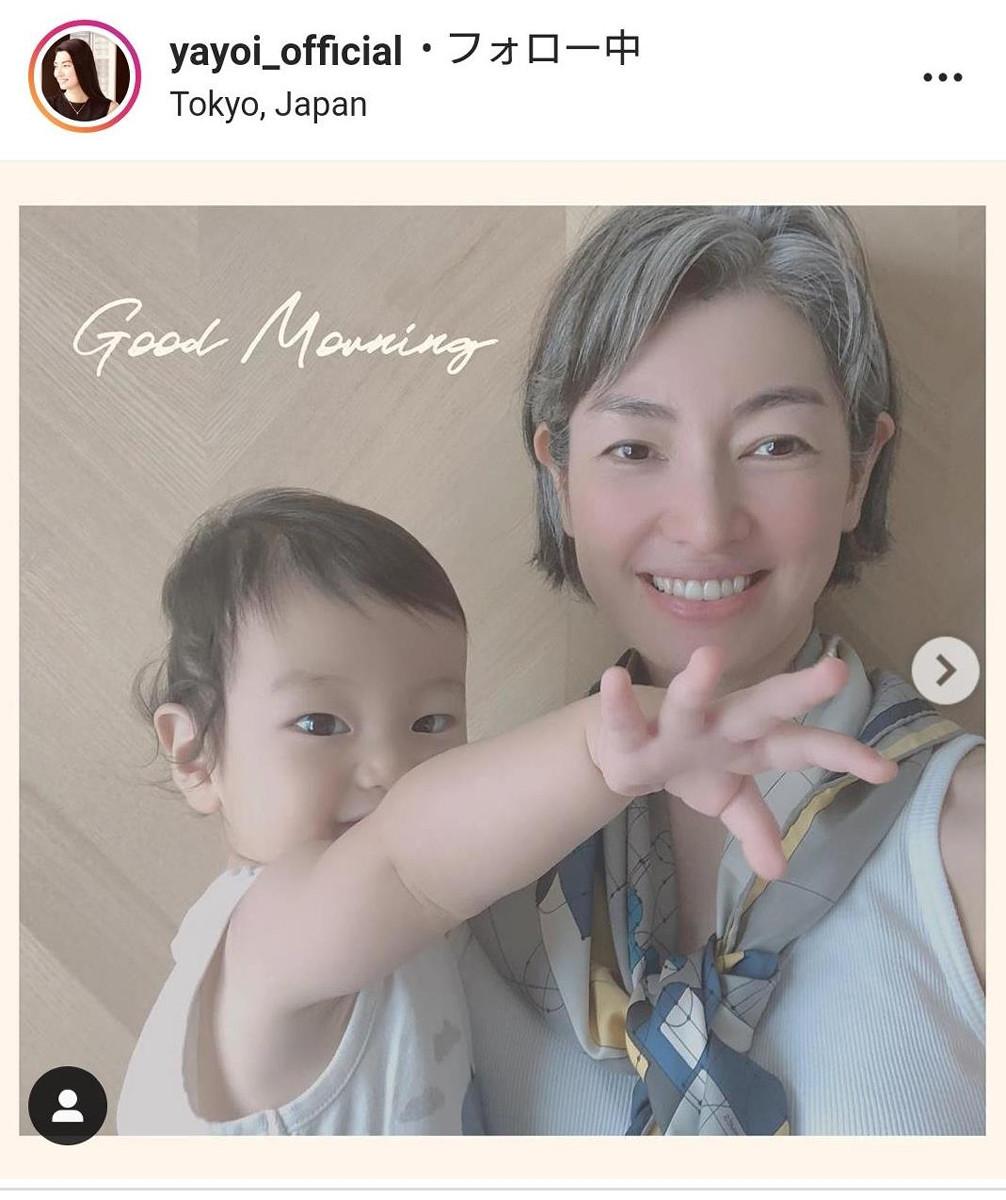 小雪の姉・弥生、生後10か月長男のほほ笑ましい瞬間公開「こちらまで笑顔に」「可愛い」とファンほっこり : スポーツ報知