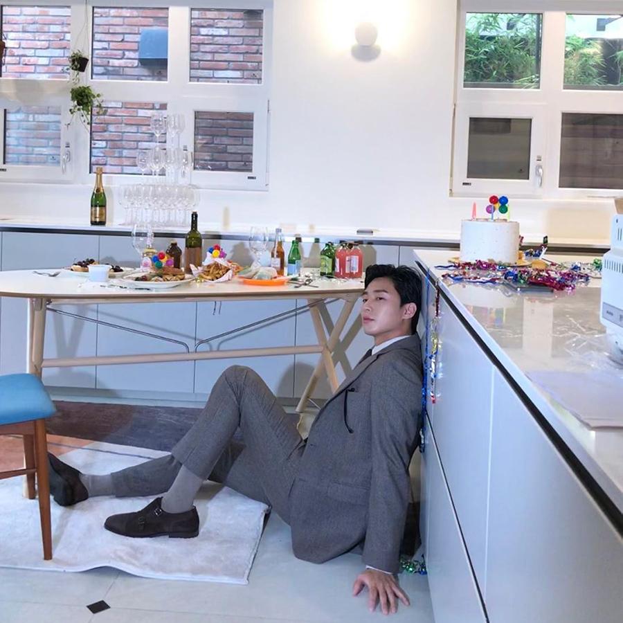 パク・ソジュン「ビジュアルがこんなに完ぺきだなんて」(朝鮮日報日本語版) - Yahoo!ニュース