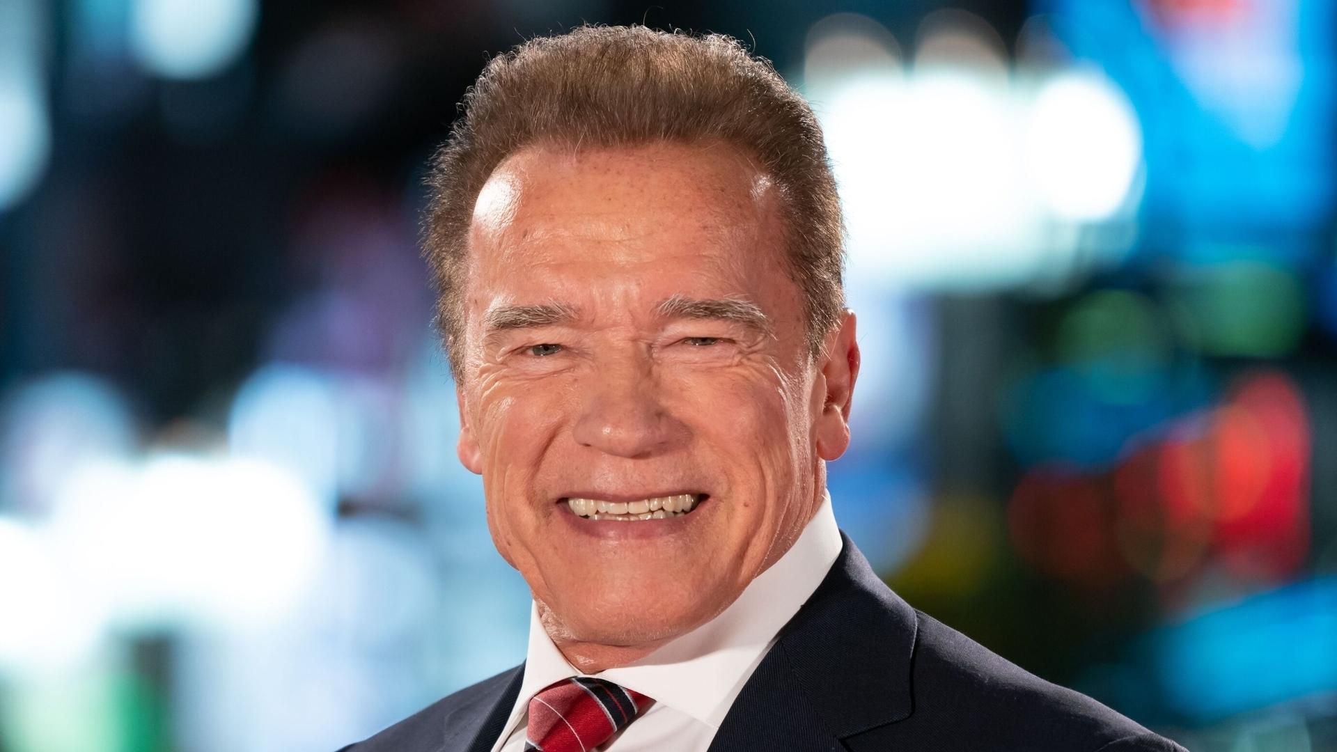 シュワルツェネッガー、73歳で初孫。ハリウッド的には遅いのか?(猿渡由紀) - 個人 - Yahoo!ニュース