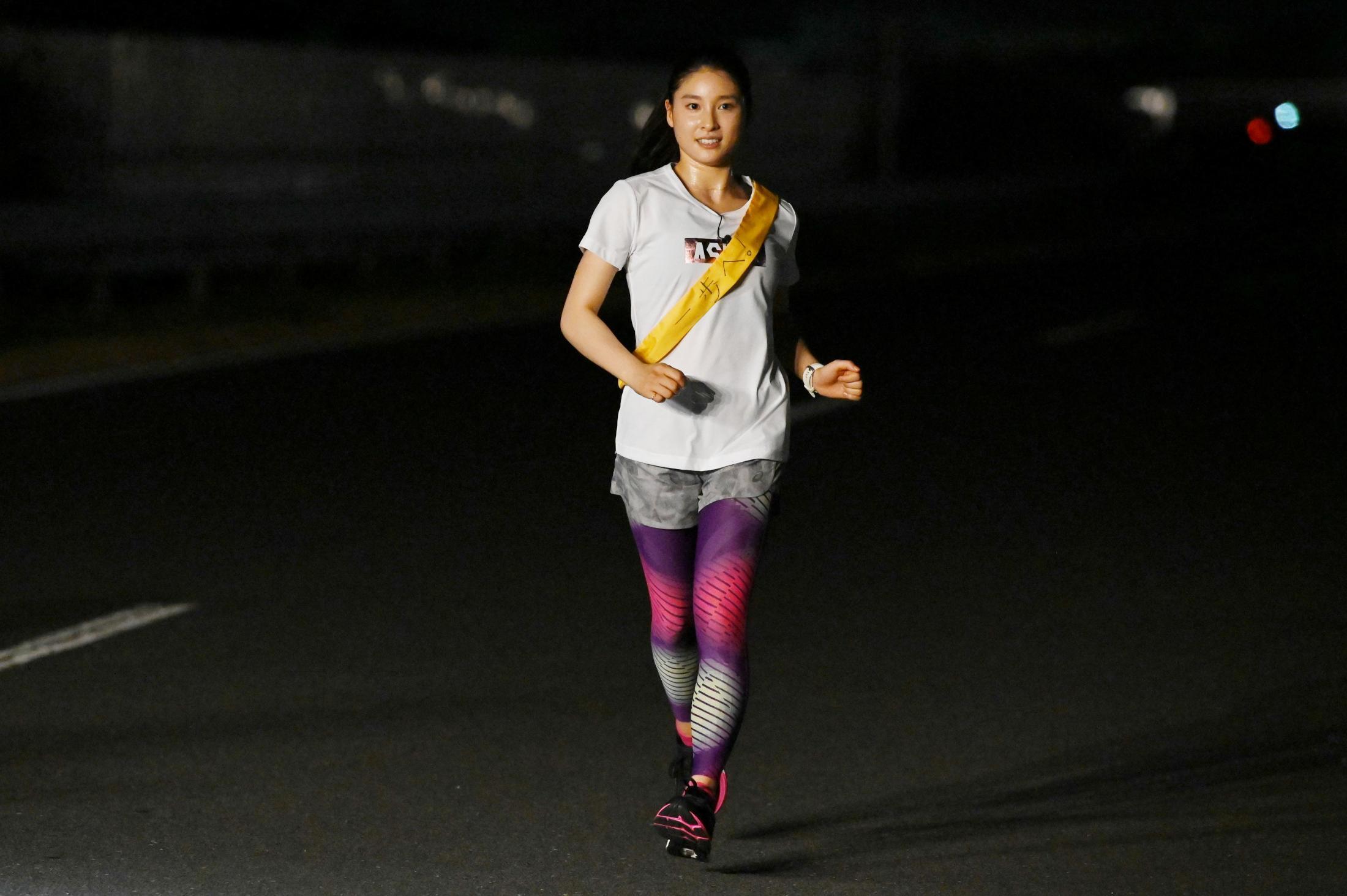土屋太鳳 募金ラン、走ることに反対の意見にも理解「心配しないでね」(デイリースポーツ) - Yahoo!ニュース