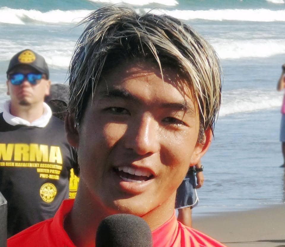 サーフィン五輪代表候補の五十嵐カノア インスタグラムで人種差別に抗議   その他競技   スポーツブル (スポブル)