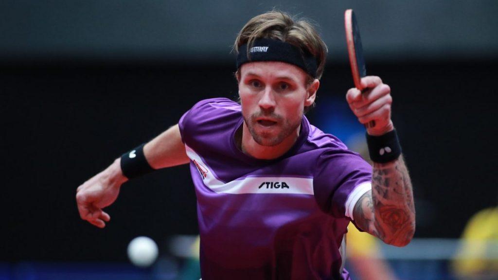 卓球ファンの記憶に残る名プレーヤー・メイス、テニスで勝利し笑顔 | 卓球メディア|Rallys(ラリーズ)