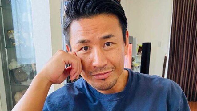 魔裟斗、K-1創始者・石井館長と久々の再会 「縁を大事に!」 | ENCOUNT