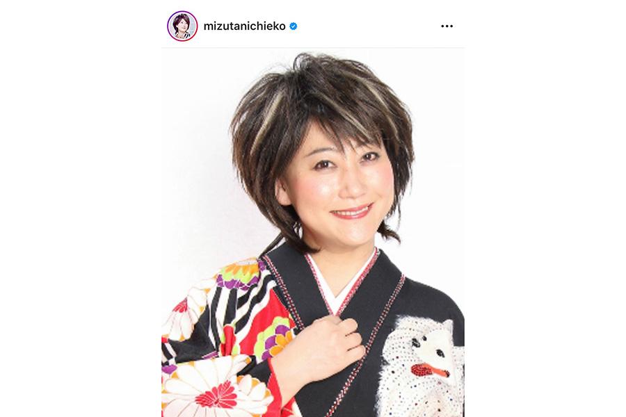 水谷千重子、友近の高校の卒アル写真を公開 ファンは「美人~」「ガチもてたのでは!」   ENCOUNT