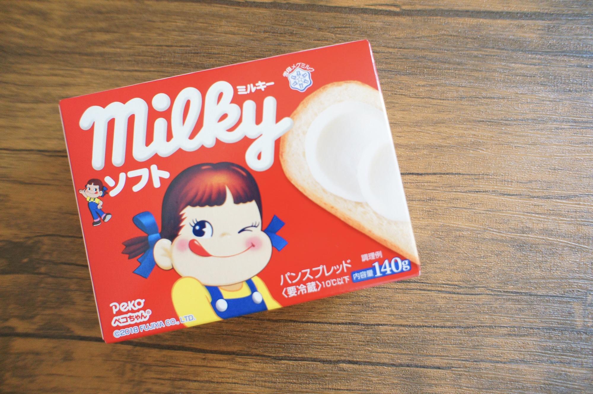 《美味しすぎるパンのお供❤️》【ミルキーソフト】のパンスプレッドにどハマり中☻ | MOREインフルエンサーズブログ | DAILY MORE