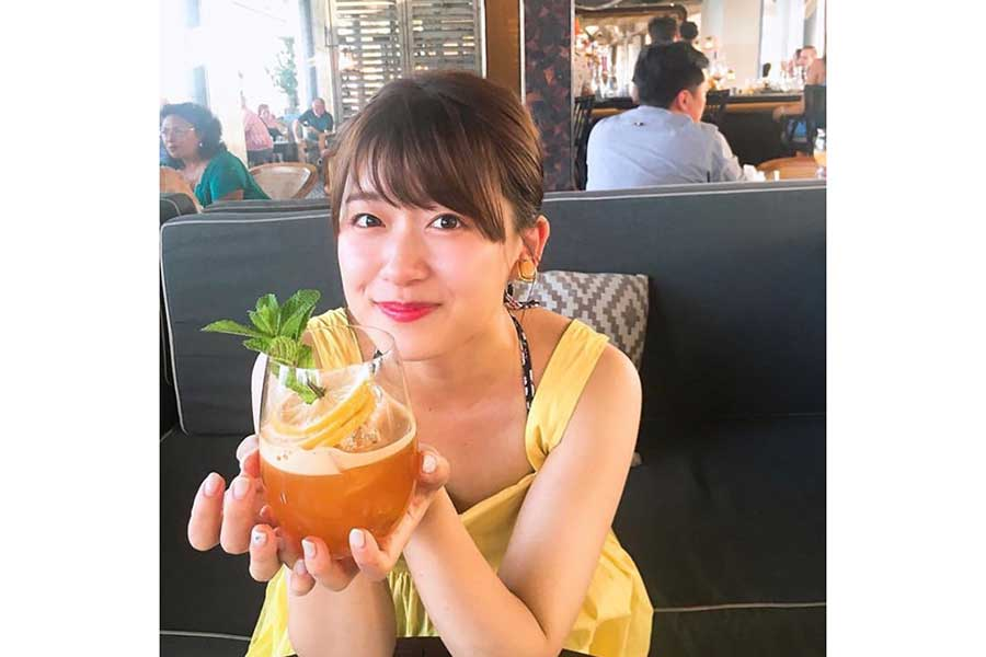 日テレ尾崎アナ、4キロ減に成功 モデルデビュー写真に反響「まるで別人」「超絶綺麗」 | ENCOUNT