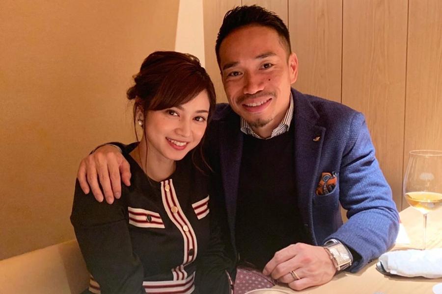 長友佑都と平愛梨が幸せ過ぎる家族写真公開 「みんな顔そっくり」の声も   ENCOUNT