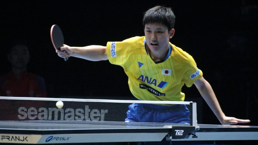 張本智和、 ボクシング元世界王者とトレーニング 「必ず卓球に活かせる」 | 卓球メディア|Rallys(ラリーズ)