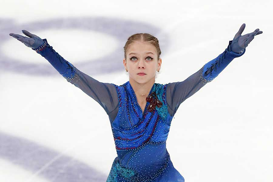 16歳トルソワ、完璧4Loが反響拡大 高速回転が再生12万超「伝説だ!」「普通じゃない」 | THE ANSWER スポーツ文化・育成&総合ニュースサイト