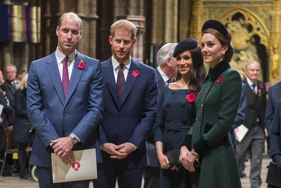 ウィリアム王子、ハリー王子を引き継いで海兵隊元帥に就任?(ELLEgirl) - Yahoo!ニュース