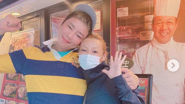 楽しんご、美人すぎる妹と2ショット公開 浜崎あゆみにそっくりと話題 : スポーツ報知