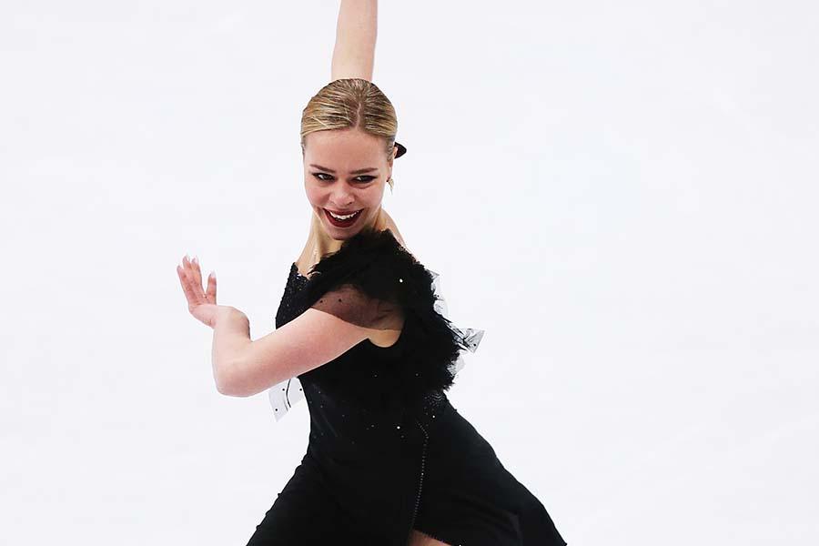メドベら祝福 ロシア22歳ポゴリラヤが妊娠、お腹ふっくら写真に「なんて美しいの!」 | THE ANSWER スポーツ文化・育成&総合ニュースサイト