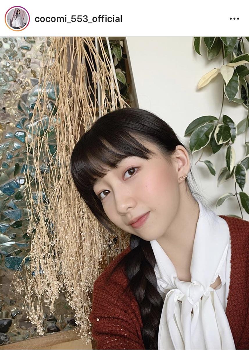 Cocomi、アニメとコラボの仙台土産に歓喜「嗚呼ァアアア!同志よありがとう!」 : スポーツ報知