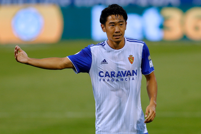 「このようなお別れを希望してなかった」…香川真司、退団のサラゴサに惜別「一生の誇り」 | サッカーキング