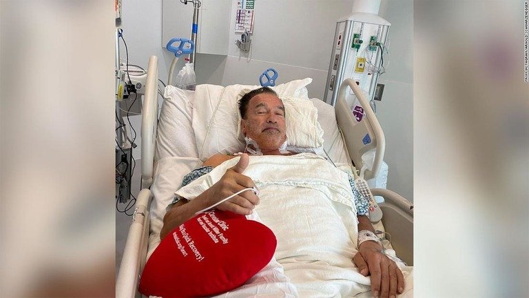 CNN.co.jp : アーノルド・シュワルツェネッガー氏、SNSで心臓手術を報告 経過は順調