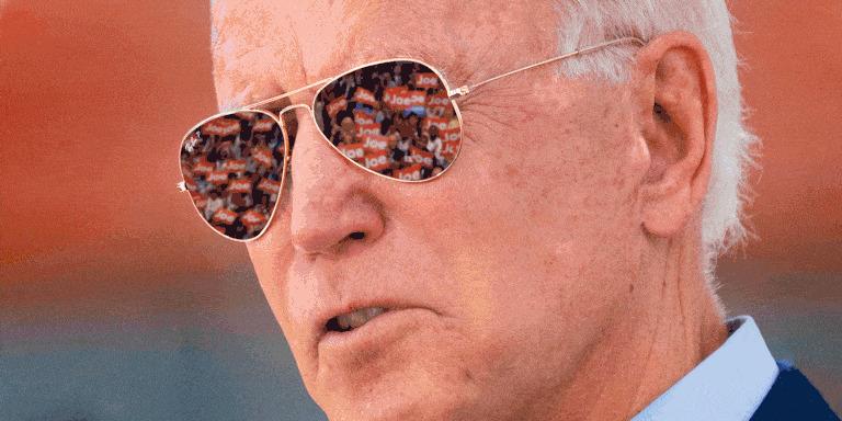 ジョー・バイデンのシンボル、「サングラス」がアメリカ国民に訴えかけたこと(ハーパーズ バザー・オンライン) - Yahoo!ニュース