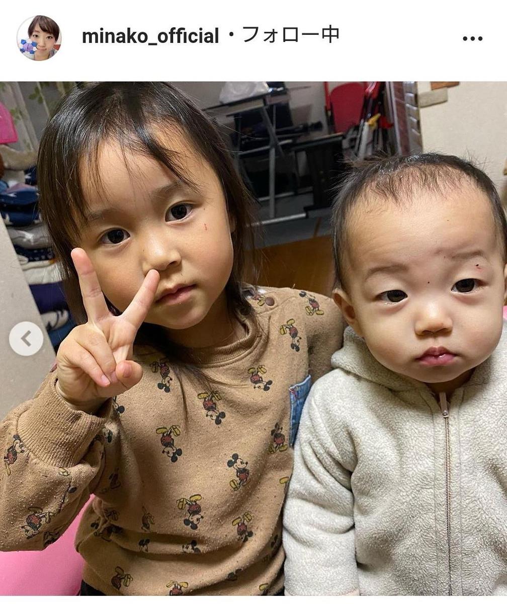 美奈子、3歳と1歳の娘が「おばさん」に…姪っ子をあやす姿が「可愛すぎる」「すっかりお姉さん」 : スポーツ報知