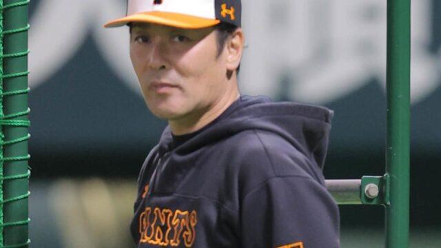 【巨人】元木大介ヘッドコーチの公式インスタグラムが乗っ取り被害で閉鎖 : スポーツ報知