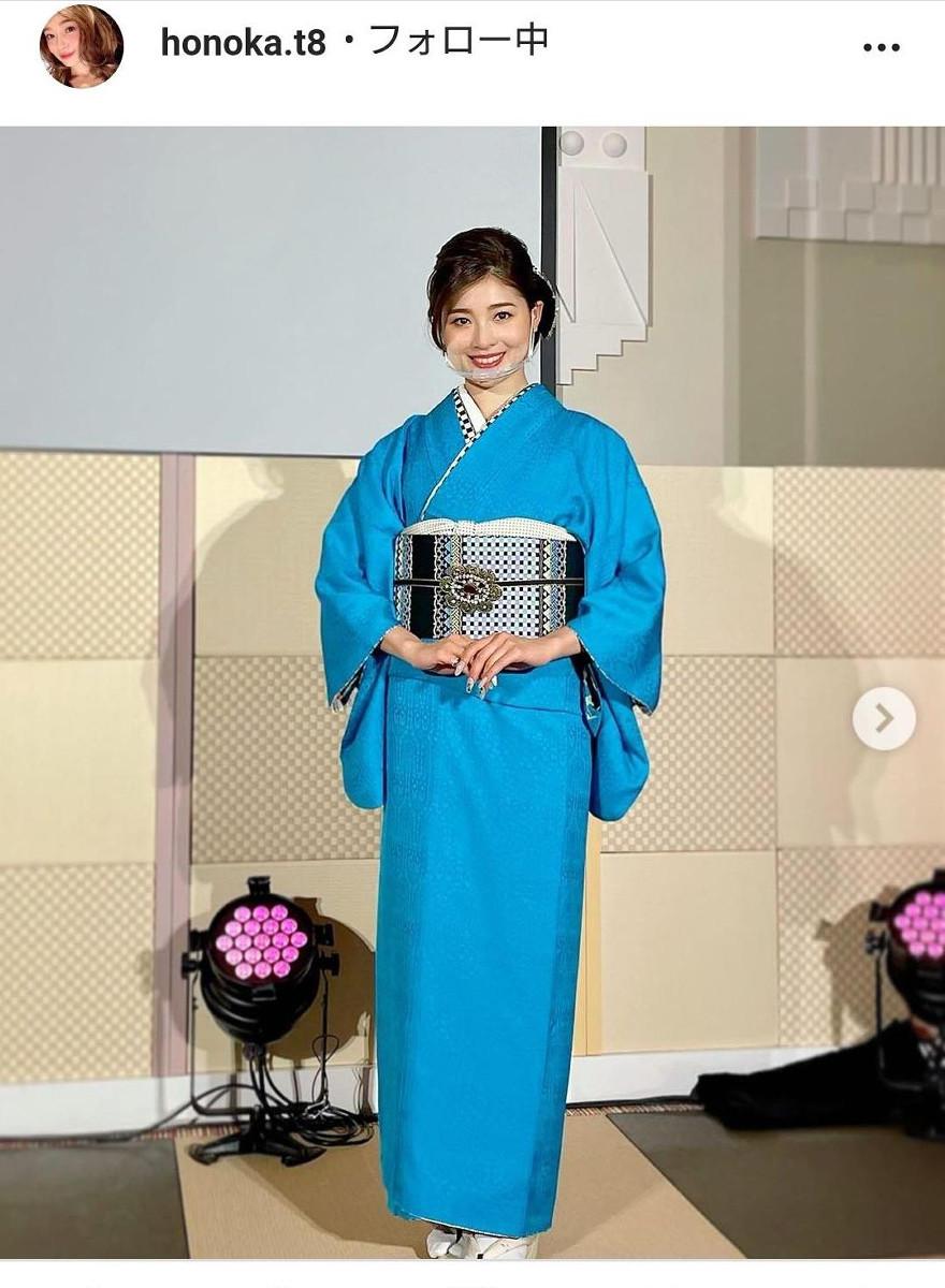 土屋炎伽さん、艶やかな和服姿を披露「美人さん」「めちゃくちゃ綺麗」 : スポーツ報知