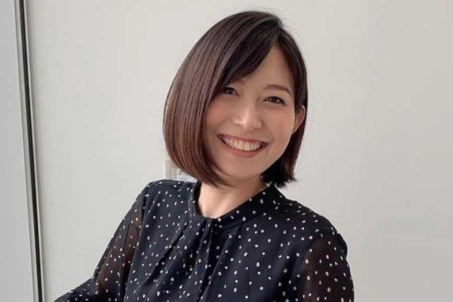 テレ朝・久冨慶子アナ、夫婦で遠征前に焼き肉堪能…幸せショットに「もぐもぐ可愛い」 | ENCOUNT