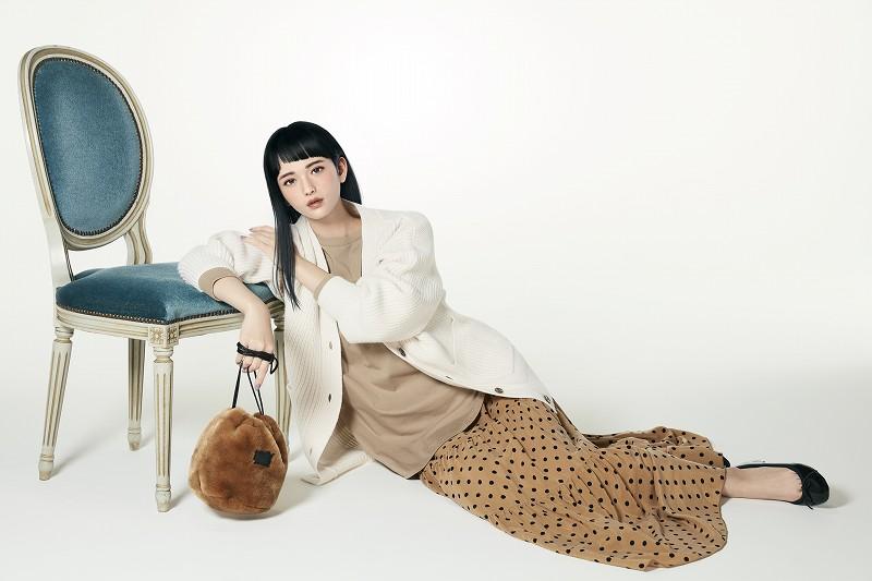 バーチャルヒューマン「Ria」がファッション訴求モデルに抜擢! | ガジェット通信 GetNews