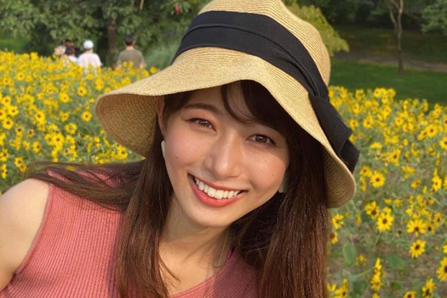 フジ海老原優香アナ、ゴルフ女子コーデでファン魅了「スカート可愛いです」「キレイ」 | ENCOUNT