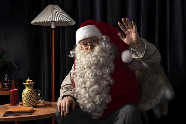 クリスマスに大切な人に思いを伝えよう。Visit Finland、クリスマスキャンペーン「Say it with Santa」をスタート:時事ドットコム