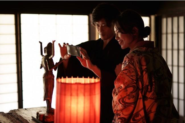 【秋の特別拝観】 紅葉の京都で最高のインスタ映えイベントを入場無料で開催。:時事ドットコム