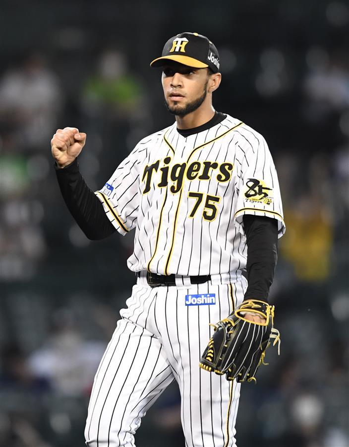 メジャー移籍準備? 阪神・スアレスがソフトB、阪神時代のインスタ削除  - 野球 - SANSPO.COM(サンスポ)