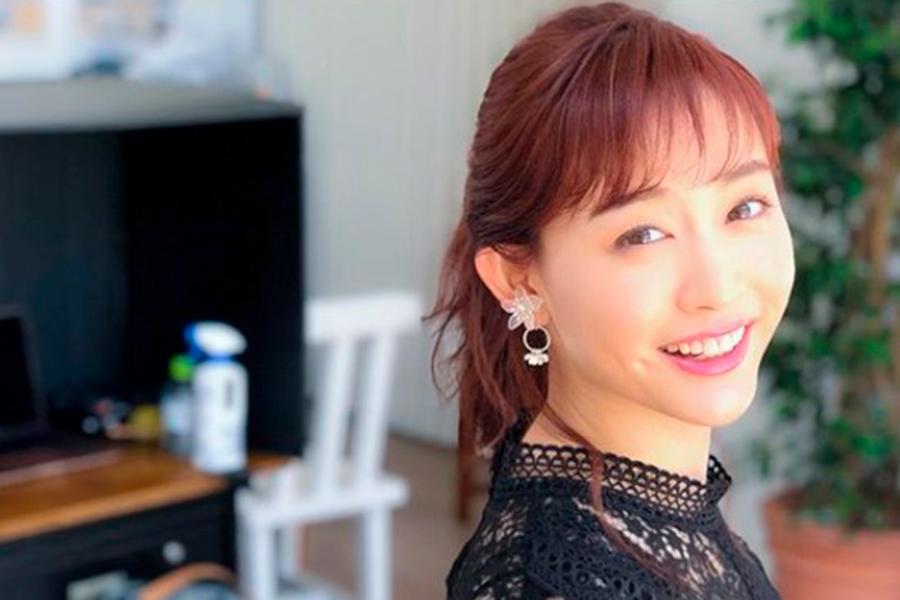 新井恵理那、自撮り私服ショットで「新しい相棒」披露「可愛さに一目惚れ」   ENCOUNT