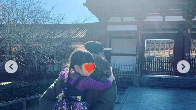 窪塚洋介&PINKY、3歳娘と奈良旅行の家族写真を公開「幸せそうでホッコリ」 : スポーツ報知