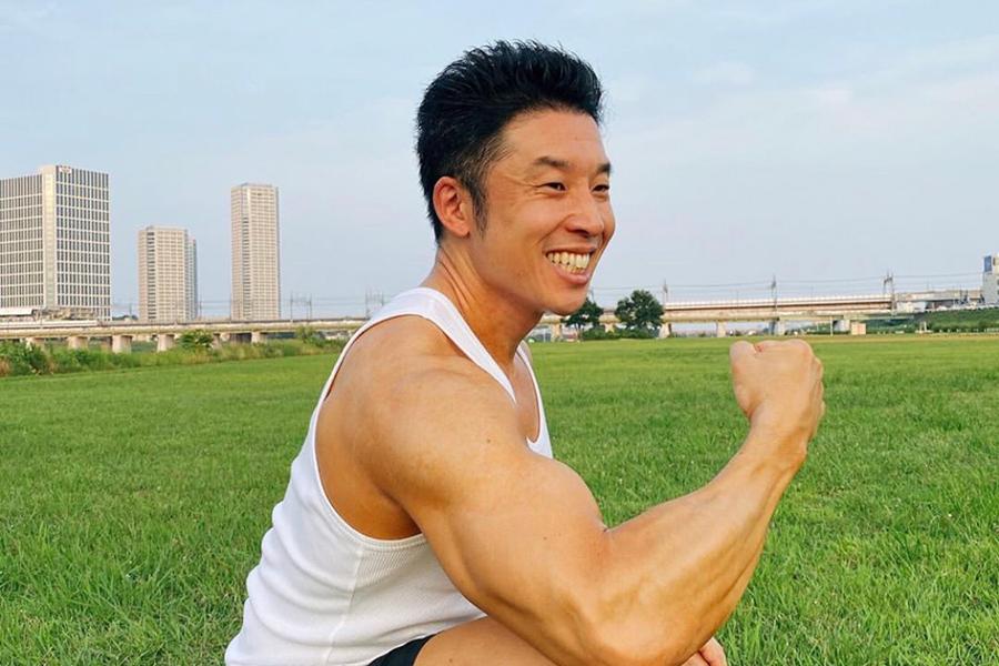 なかやまきんに君、筋骨隆々の肉体にファン驚嘆 「リアルキン肉マン!」「漲るパワー!!」 | ENCOUNT