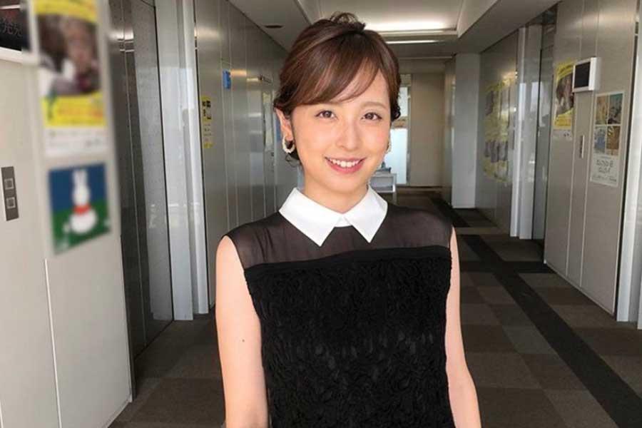フジ久慈暁子アナ、ピンクのキャミワンピ姿公開 「可愛いすぎ」とファン脱帽 | ENCOUNT