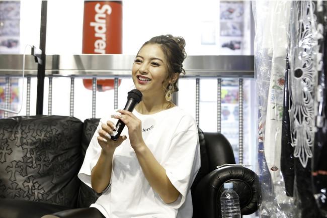 ゆきぽよさん出演!12月13日(日)札幌「Showroom」移転オープン記念として、一足早いクリスマスイベントを開催しました!:時事ドットコム