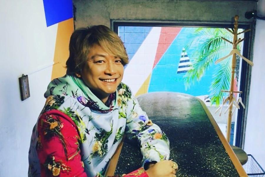 香取慎吾、鮮やかな黄色チェスターコート姿にファンくぎ付け「欲しい」「可愛い」 | ENCOUNT