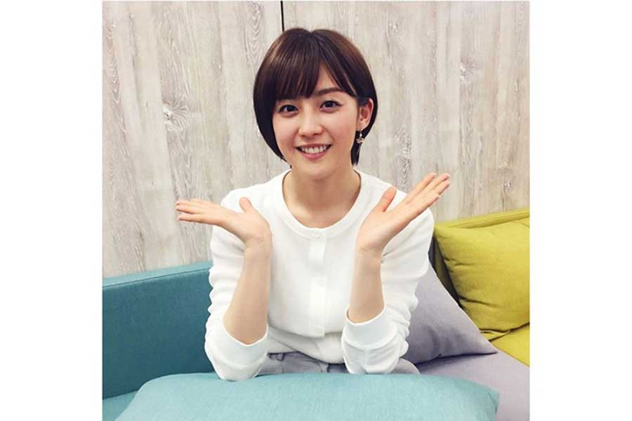 フジ宮司愛海アナ、田中将大との2S公開 体格差にファン仰天「マー君デカイ!!」   ENCOUNT