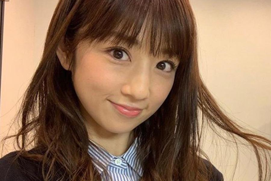 小倉優子、エプロン姿の自撮りが「とても綺麗」と話題に かわいい