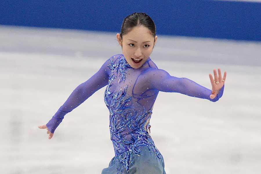 安藤美姫、7歳愛娘との