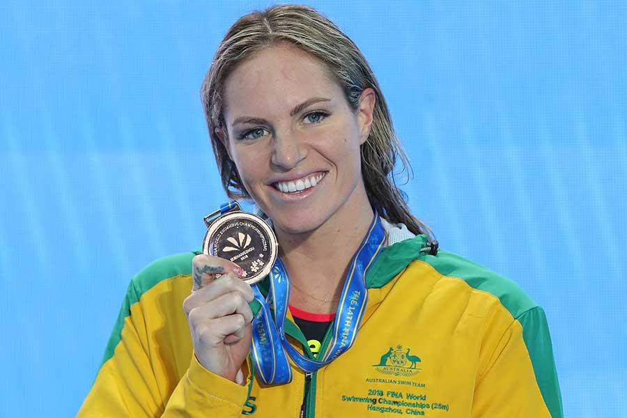 競泳現役五輪女王が摂食障害告白 闘病2年「速く泳ぐには痩せるしかないと言われ…」   THE ANSWER スポーツ文化・育成&総合ニュースサイト