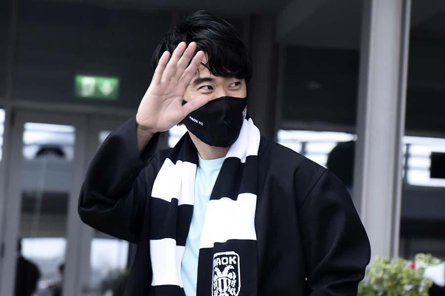 香川真司、精悍なPAOKユニホーム姿に現地ファン期待「我々のファミリーへようこそ」 | THE ANSWER スポーツ文化・育成&総合ニュースサイト