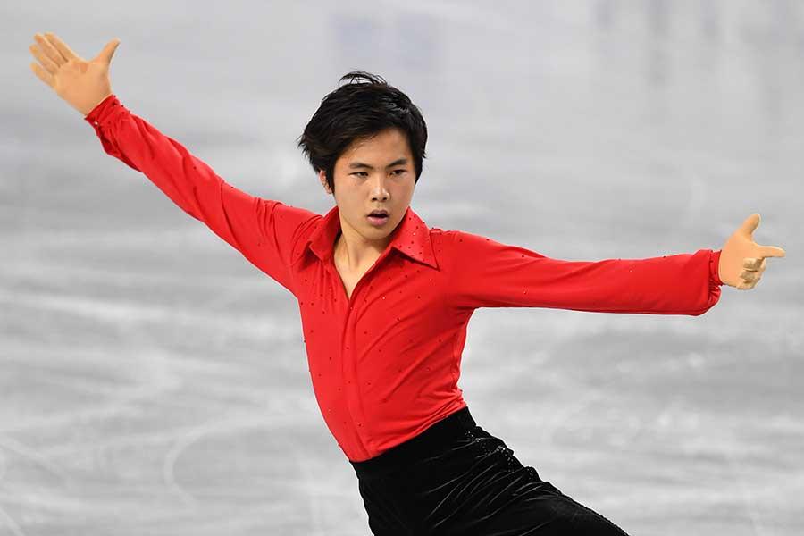 22歳本田太一が現役引退を報告 本田兄妹の長男「120点満点、最高のスケート人生」   THE ANSWER スポーツ文化・育成&総合ニュースサイト