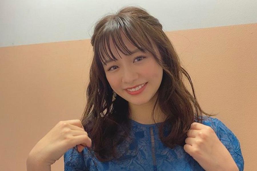 テレ東・森香澄アナ、学生時代のかわいらしい1枚に絶賛の声「小悪魔」「色っぽい」 | ENCOUNT