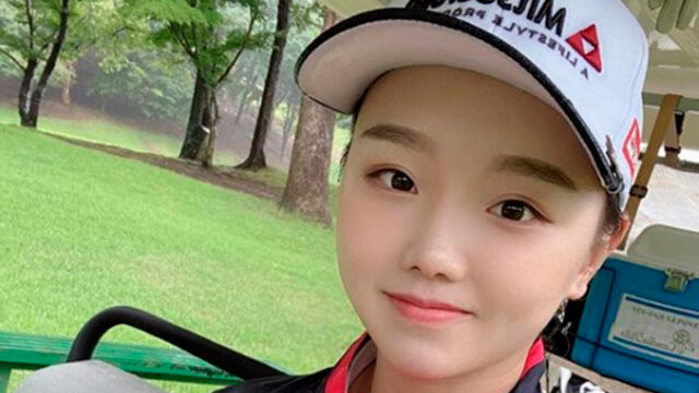 中国美女ゴルファー、日本の運転免許証を公開 素の証明写真に「可愛い」の声 | ENCOUNT