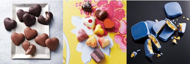 通販限定のレアチョコが登場。フェリシモ「幸福のチョコレート」が関東・関西5つの百貨店バレンタイン催事にポップアップ出店:時事ドットコム