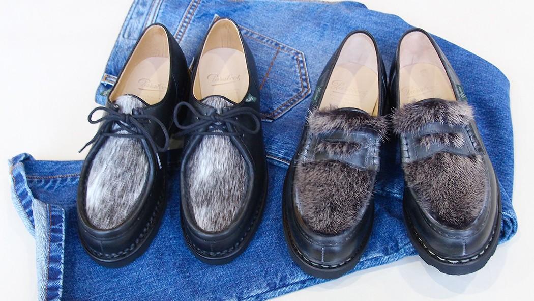 ファッショントレンドスナップ91エルメス、ルイ・ヴィトンだけじゃない!!日本で根強い人気のフランスの老舗「パラブーツ」の魅力を探る:アエラスタイルマガジン