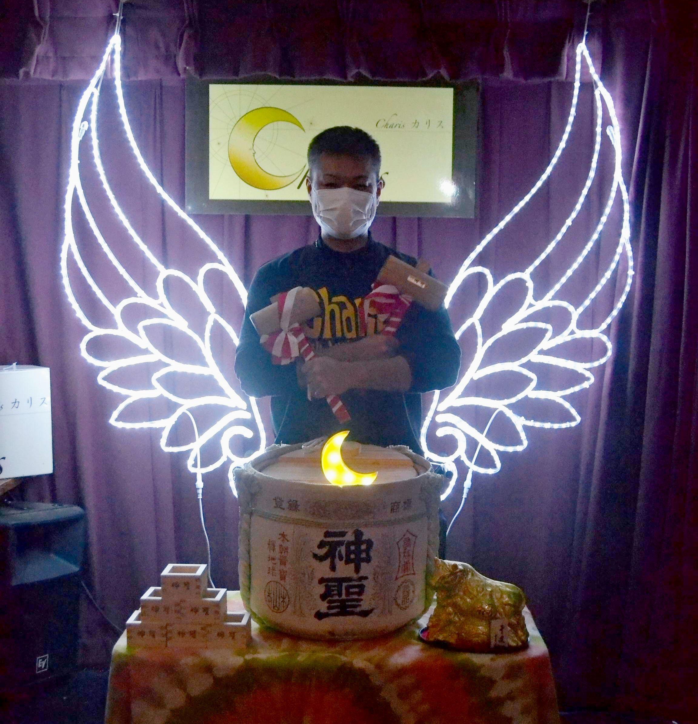 「時短営業中でも明るく照らしたい」映える商店街 SNSで写真募集 | 沖縄タイムス+プラス ニュース | 沖縄タイムス+プラス