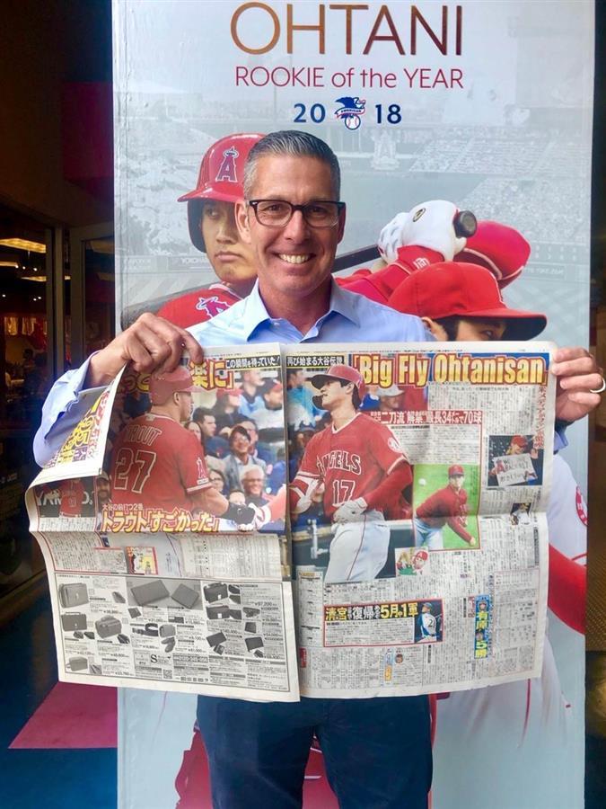 「ビッグフラーイ、オオタニサーン!」の実況でおなじみ、ビクター・ロハス氏が引退  - 野球 - SANSPO.COM(サンスポ)
