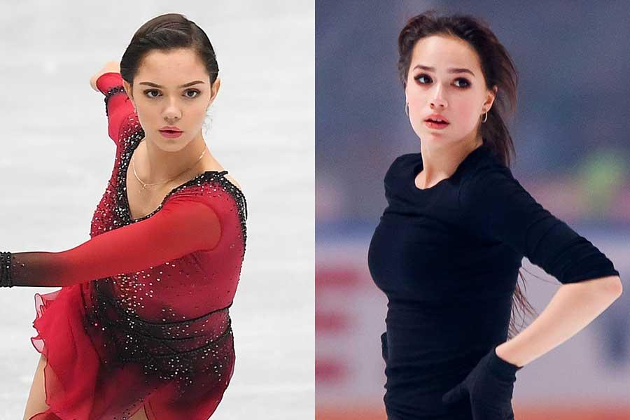 ザギトワ&メドベ、14歳ワリエワも チームエテリ集合写真に露反響「最高」「上品だ」   THE ANSWER スポーツ文化・育成&総合ニュースサイト