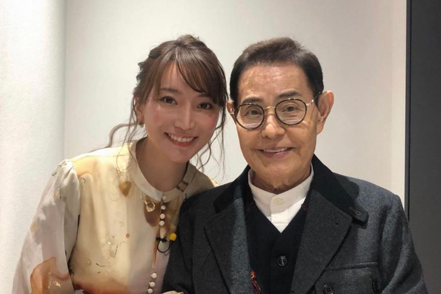 加藤綾菜、夫・加藤茶の大好き料理公開 「おー!!御馳走」「カトちゃん幸せですね」(ENCOUNT) - Yahoo!ニュース